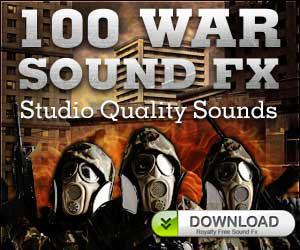 War Sound Fx